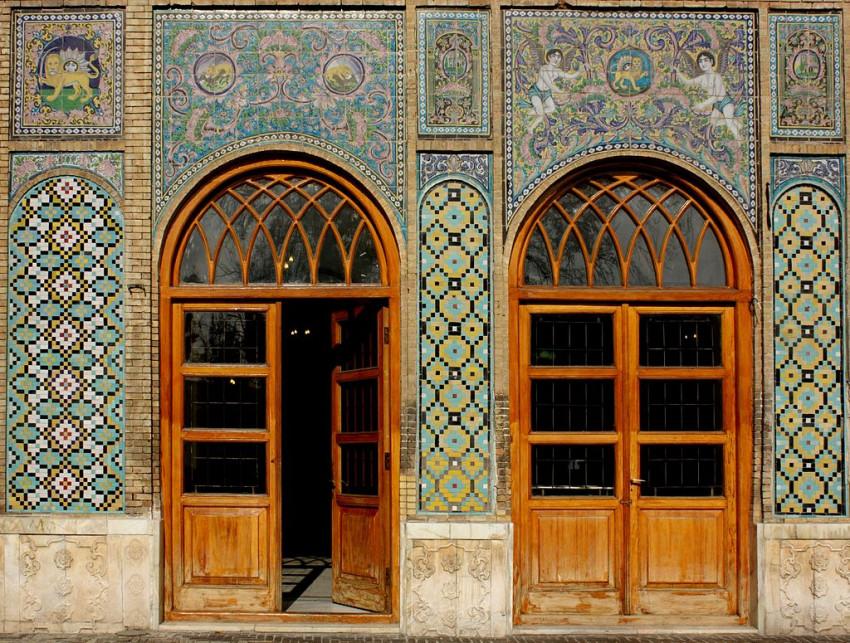 تصویر کاخ گلستان تهران - 6