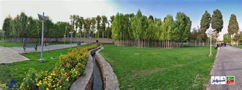 تصویر پارک بعثت شیراز - 0