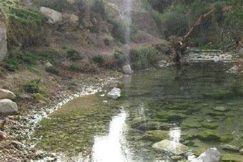 تصویر چشمه پیر بناب شیراز - 0