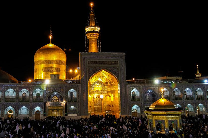 عکس ورزشگاه مشهد امام رضا