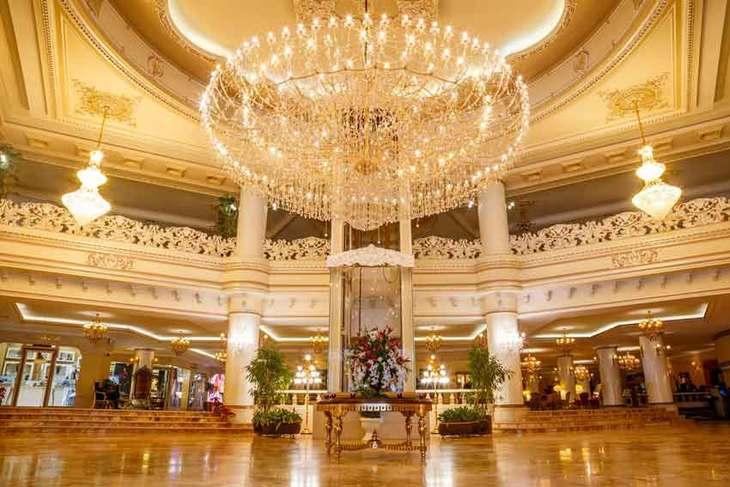 با 7 هتل از بهترین هتل های مشهد آشنا شوید
