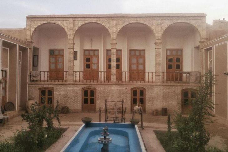 خانه تاریخی اردکانی مشهد -جاهای دیدنی مشهد