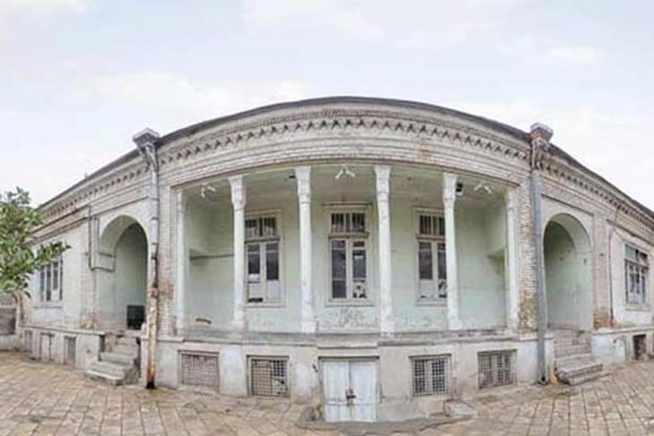خانه تاریخی کوزه کنانی مشهد - جاهای دیدنی مشهد