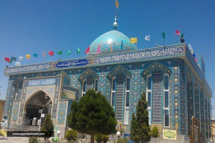 خواجه اباصلت مشد - جاهای دیدنی مشهد