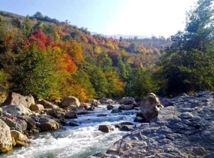 اشکور رحیم آباد رودسر