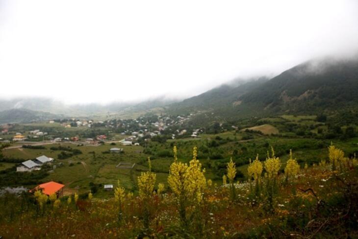 جاهای دیدنی گیلان : 40 مقصد گردشگری گیلان