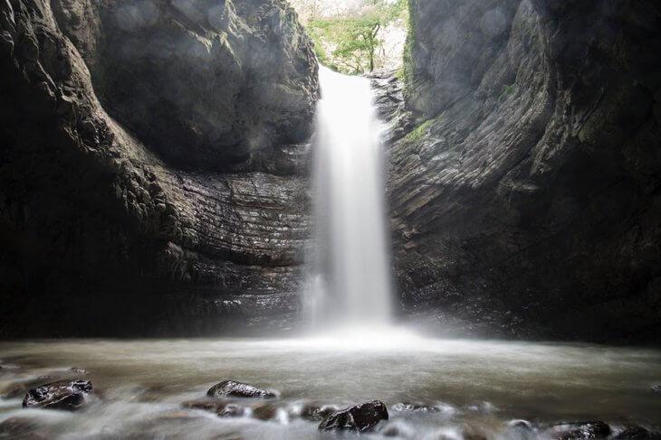 آبشار ویسادار تالش