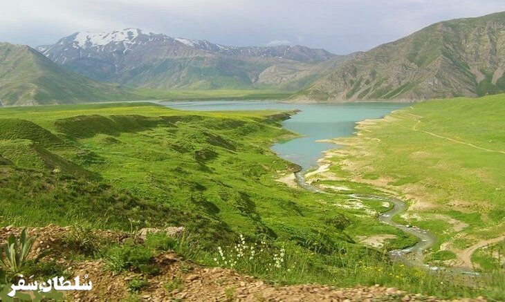 دریاچه سد لار و دشت لار