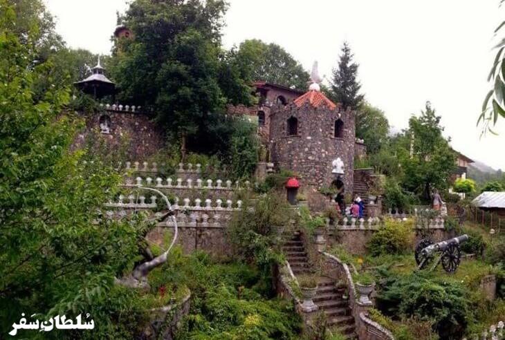 روستا و موزهی مردم شناسی کندلوس