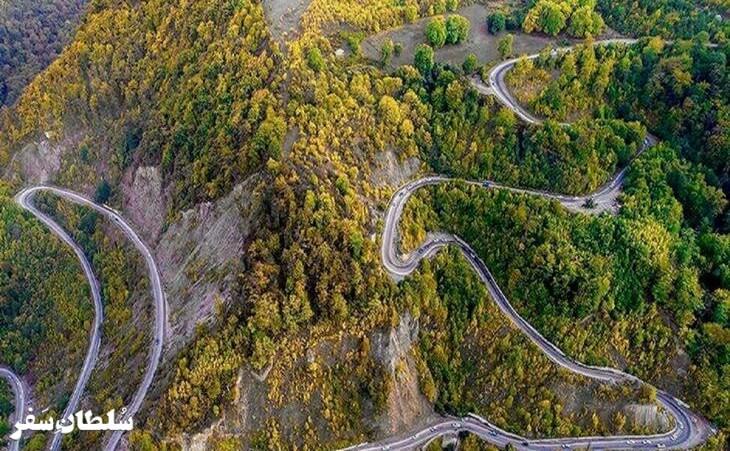 جاده شاهرود-گرگان (توسکستان)