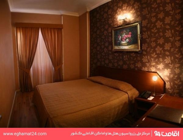 عکس از هتل پرنیان مشهد